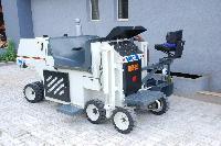 Kerb Laying Machine