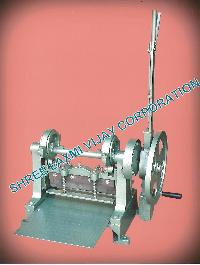 Fabric Sample Cutting Machine