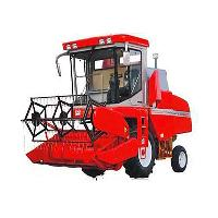 combine harvester machine