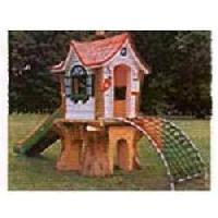 Rustic Tree House
