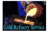 Gold Refinery Services