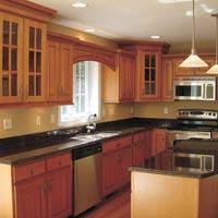 Modular Kitchen Interior Decoration