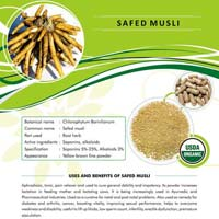 Safed Musli Powder