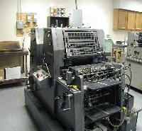 Offset Printing Equipment