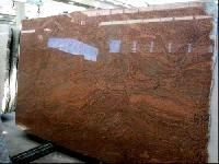 Multicolour Red Granite