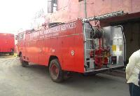 Fire Fighter Vehicle