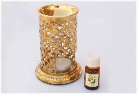 Brass Aroma Diffuser With Oil