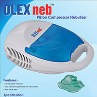 Piston Nebulizer