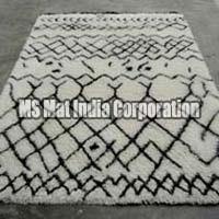 Woolen Shaggy Carpets