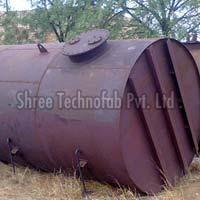 Underground Fuel Storage Tank