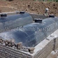 Underground Fuel Storage Tank Installation