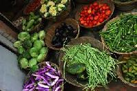 Fresh Fruits, Fresh Vegetables
