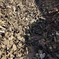 Fragmentized Incinerator Scrap