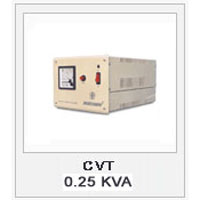 Constant Voltage Transformer (CVT) - Kiranotics India Pvt. Ltd.