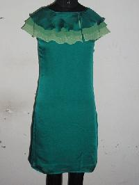 Women Ruffle Dress