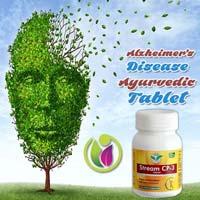 Alzheimer's Disease - Ayurvedic Tablet