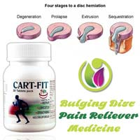 Bulging Disc Pain Reliever Medicine