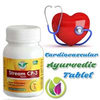 Cardiovascular Ayurvedic Tablet