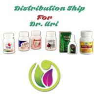 Distribution Ship For Dr. Uri