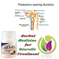Herbal Medicine for Diuretic Treatment