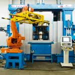 Wheel Forming Machine