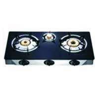 Black Gas Stove