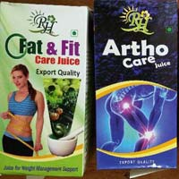 Fat & Fit Care Juice