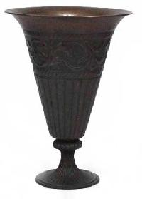 Wrought Iron Flower Vase