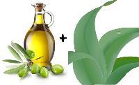Natural Aloe Vera Oil