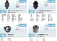 Under Chassis Rubber Parts