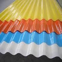 Frp Sheets - Manufacturer,  Gujarat - Hy-vol Fibreglass Works