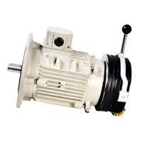 Brake Motor With Dc Brake