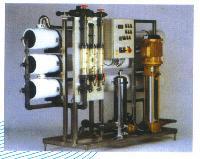 Water Treatment Plant - Skid RO
