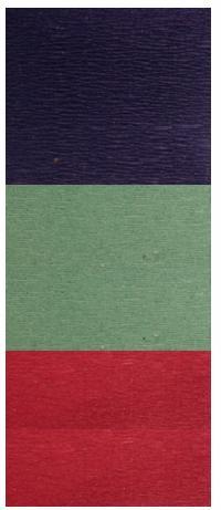 color tissue crepe paper