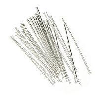 Silver Head Pins