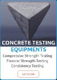Concrete Testing Equipments