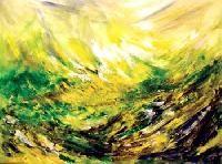 Beyond Boundaries Oil Paint