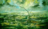 Freedom Oil Painting