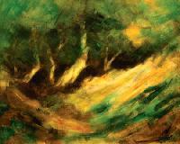 Wild Oil Painting