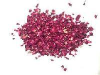 Organic Red Rose Petals (rosa Damascena & Rosa..