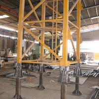 Heavy Structural Steel Fabrication