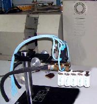 Battery Tabs Welding Machine - S. S. Controls