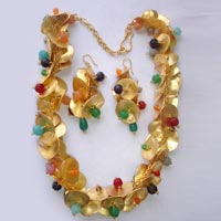 Brass Fashion Necklaces
