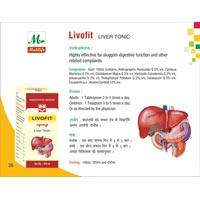 Livofit Liver Tonic