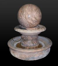 floating sphere fountain