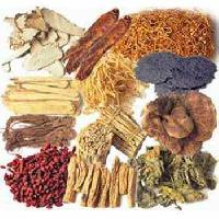 Organic Crude Herbs