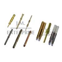 Brass Pin - Manufacturer, Exporters and Wholesale Suppliers,  Gujarat - J.M. Enterprise