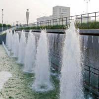 Aerating Cascade Fountain
