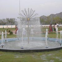 Ball Fountain Supplier