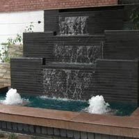 Boundary Wall Fountain